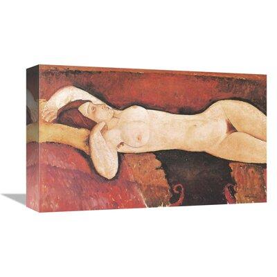 'Reclining Nude Le Grand Nu' Print on Canvas GCS-373720-16-142