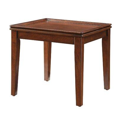 Sagunto Wooden 3 Piece Coffee Table Set