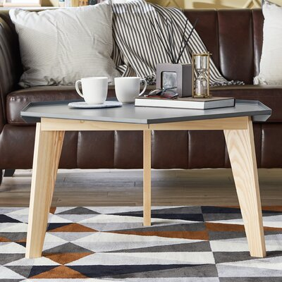 Eteuati Coffee Table Table Top Color: Gray