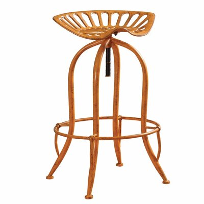 Mccloskey Adjustable Height Bar Stool