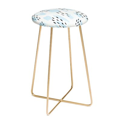 Lacey Bold Abstract 25 Bar Stool