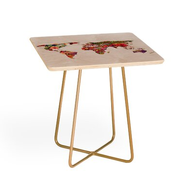 Its Your World Square End Table
