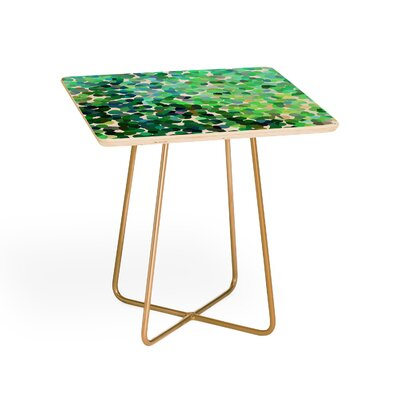 Bubbles Square End Table