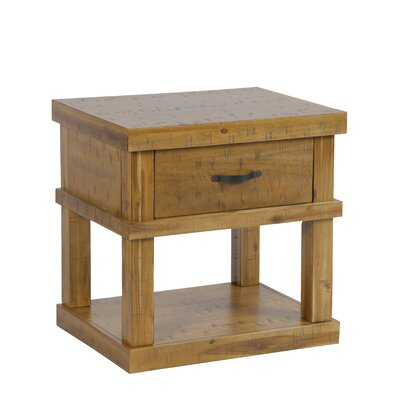 Vogelsang End Table with Storage
