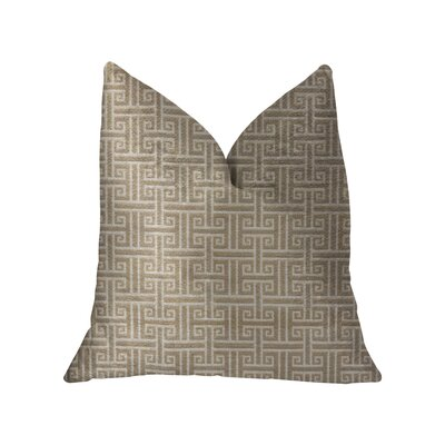 Pirtle Luxury Throw Pillow Size: 20 x 30
