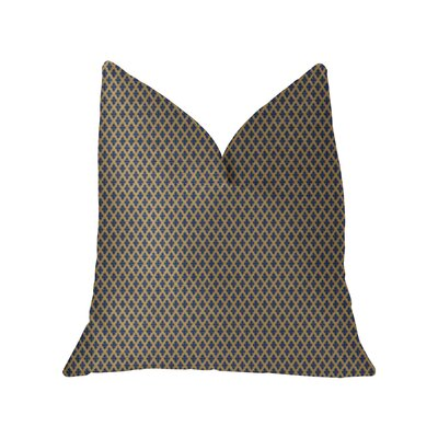 Flavia Luxury Throw Pillow Size: 20 x 30