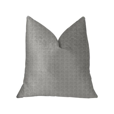 Enlow Luxury Throw Pillow Size: 20 x 20