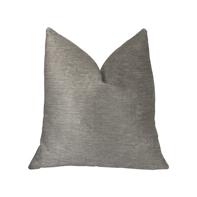 Causeway Luxury Throw Pillow Size: 12 x 20