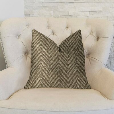 Pipkins Luxury Throw Pillow Size: 20 x 26