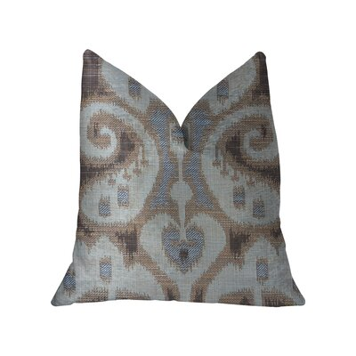 Pippen Luxury Throw Pillow Size: 24 x 24
