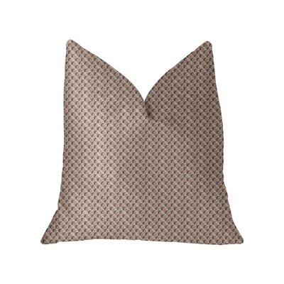 Amplas Luxury Throw Pillow Size: 18 x 18
