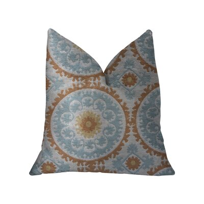 Saint Paul Luxury Throw Pillow Size: 24 x 24