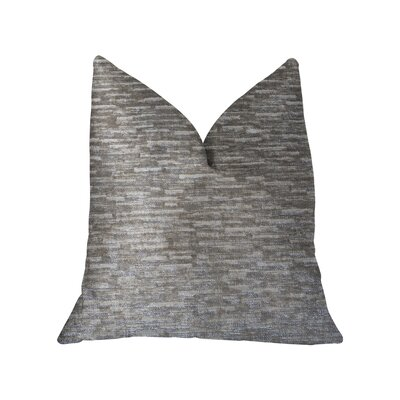 McCabe Luxury Throw Pillow Size: 20 x 36
