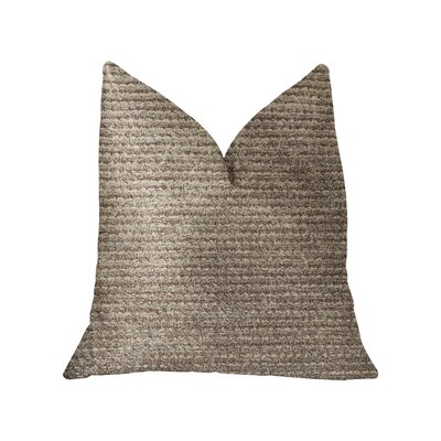 Dougherty Classy Luxury Throw Pillow Size: 16 x 16