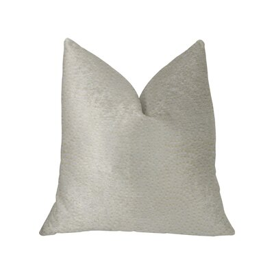 Wardadkar Luxury Throw Pillow Size: 20 x 26