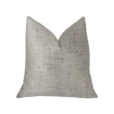 Lefler Luxury Throw Pillow Size: 16 x 16