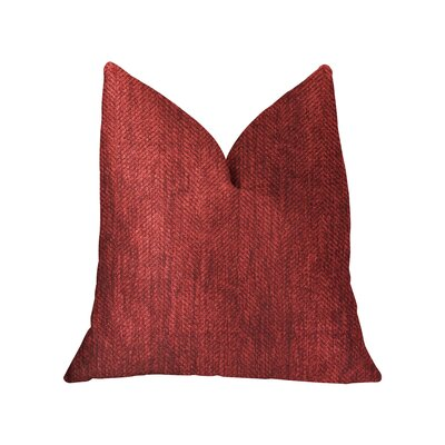 Cavitt Luxury Throw Pillow Size: 16 x 16