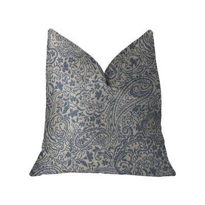 Sainte Claire Luxury Throw Pillow Size: 20 x 26