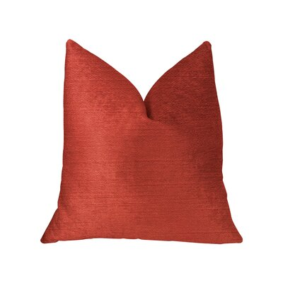 Cherry Love Luxury Throw Pillow Size: 16 x 16