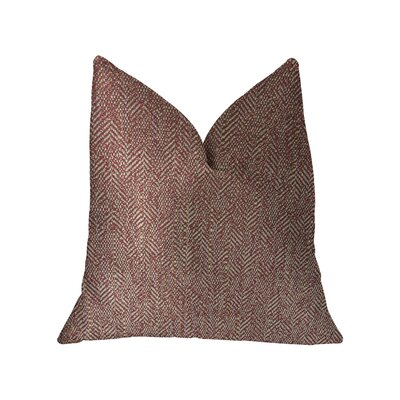 Piscitelli Luxury Throw Pillow Size: 20 x 30