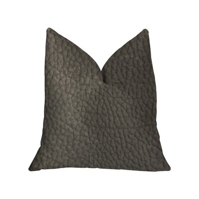 Potashnick Luxury Throw Pillow Size: 26 x 26