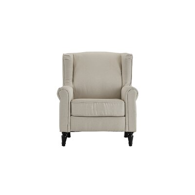 Aghalee Living Room Armchair Upholstery: Beige
