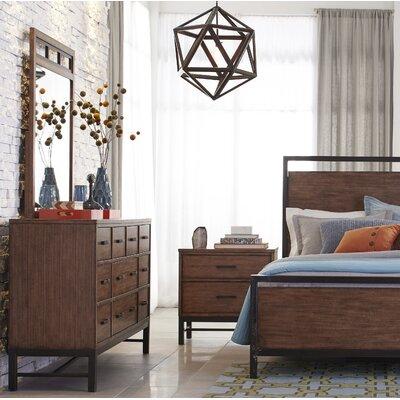 Arcadia Panel Configurable Bedroom Set
