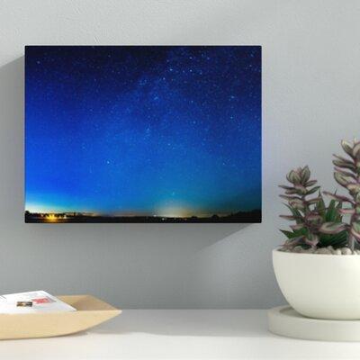 'Sky Full of Stars' Graphic Art Print on Wrapped Canvas 35F5E7BD2F274F73B67F4A5192C5D419