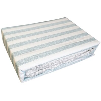 Lipman 100% Cotton Sheet Set Size: Queen