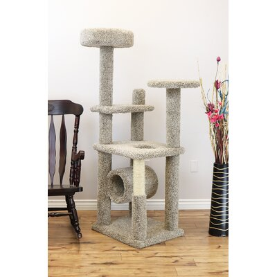 Multi-Level Play Ground Cat Condo