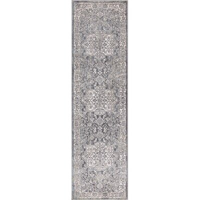 Pleasant Avenue Heriz Ivory Area Rug Rug Size: Runner  2 x 73