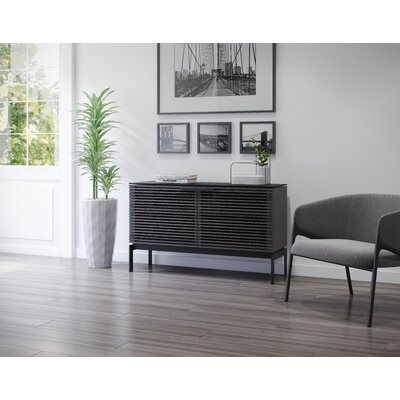 Corridor 53 TV Stand Color: Charcoal