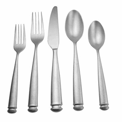 Ornament 20 Piece 18/10 Stainless Steel Flatware Set 925937