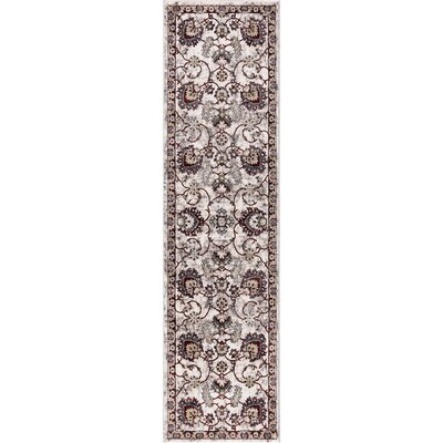 Reames Mahal Red Area Rug Rug Size: Runner  2 x 73