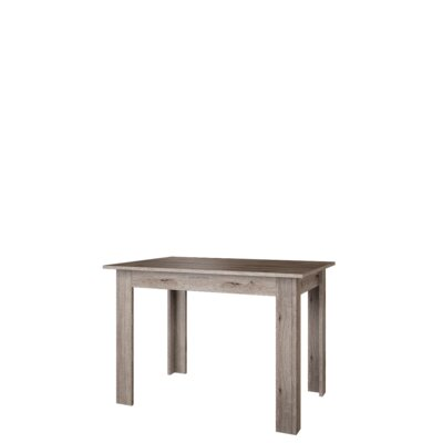 Fulford Dining Table Color: Sonoma Oak