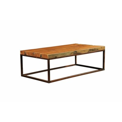 Westerberg Trim Live Edge Coffee Table