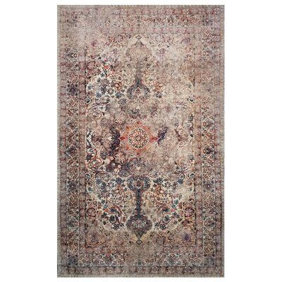 One-of-a-Kind Monte Brown Area Rug