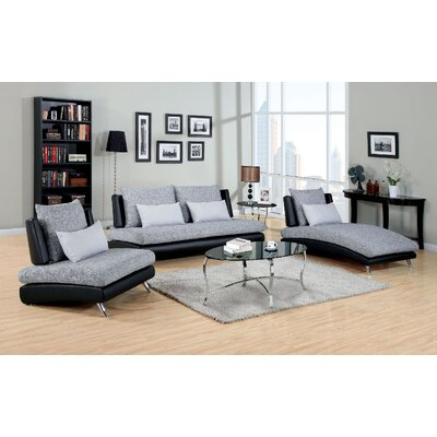 Dsouza Configurable Living Room Set