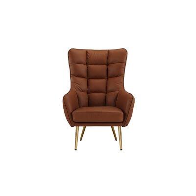 Eckart Armchair Upholstery : Camel