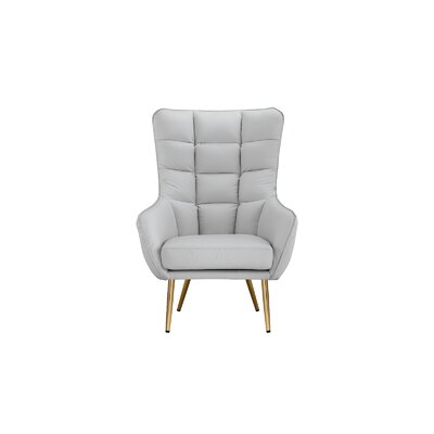 Eckart Armchair Upholstery : Light Gray