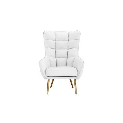 Eckart Armchair Upholstery : White