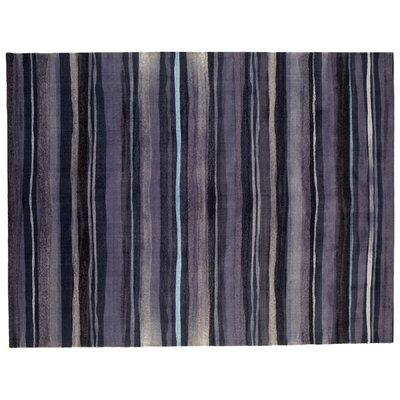 Arabian Nights Brown Area Rug Rug Size: Rectangle 9 x 12
