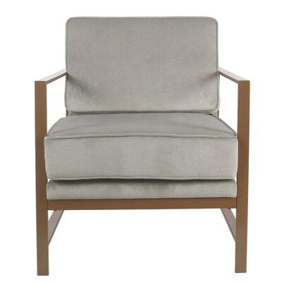 Gerhard Armchair Upholstery: Gray