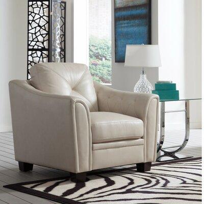 Sink Comfortably Versatile Armchair Upholstery: Cream