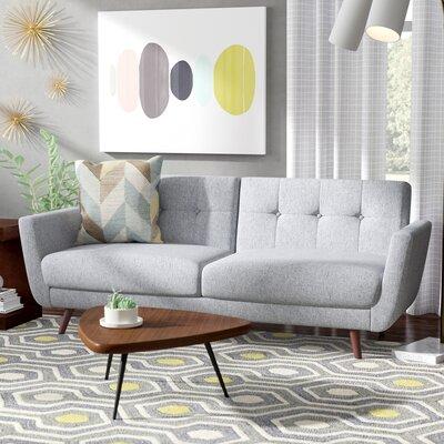 Mountain Gate Convertible Sofa Finish: Gray
