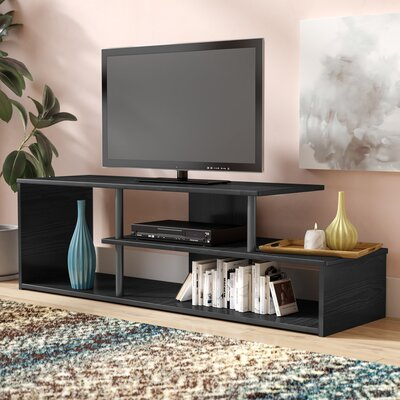 Whitney 48.7 TV Stand Color: Blackwood