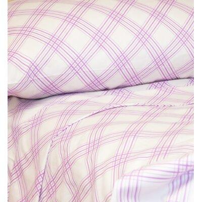 Houp Plaid Pillow Case