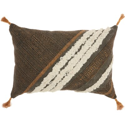 Pepin Cotton Throw Pillow