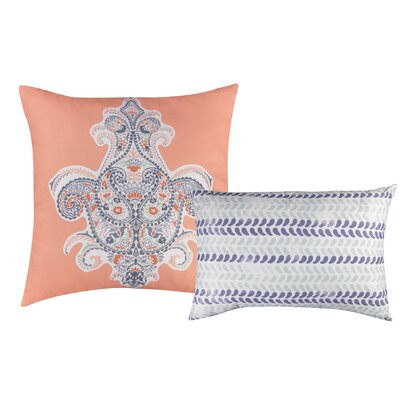 Moncada 2 Piece Pillow Set
