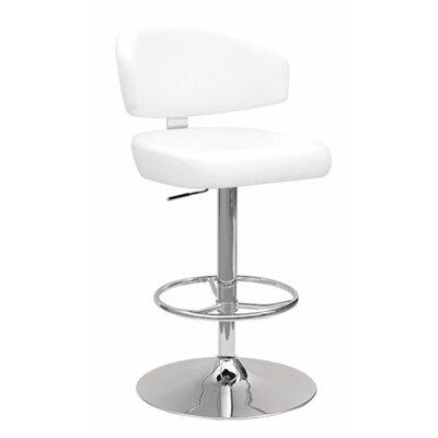 Goodhue Adjustable Height Swivel Bar Stool